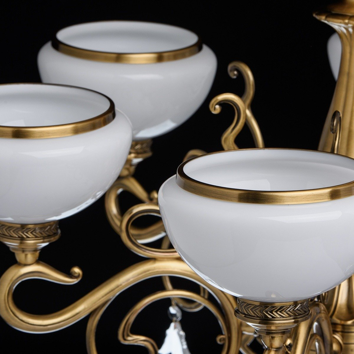 Stylowa Lampa wisząca MW Light Classic 481010506 Sklep