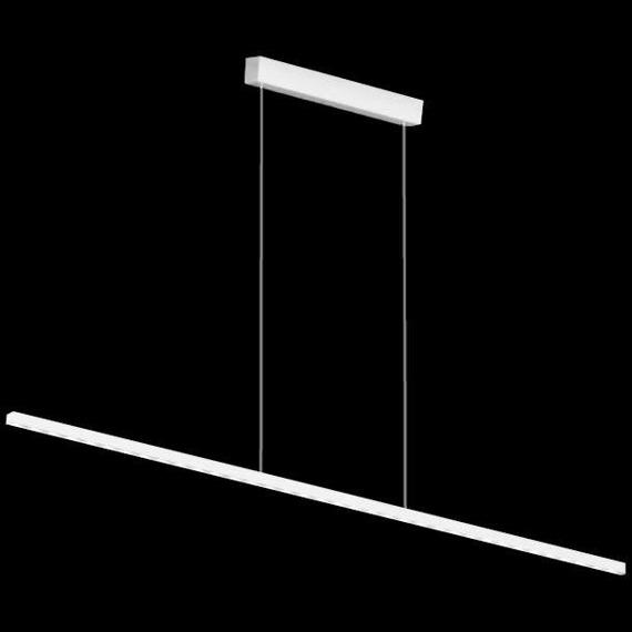 Lampa wisząca Led biała 67596 147cm