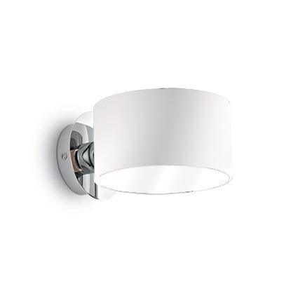 ANELLO AP1 Lampa Ścienna Ideal Lux biała