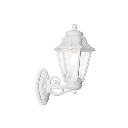 ANNA AP1 BIG 120423 Lampa zewnętrzna biała Ideal Lux