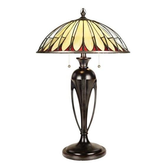 Alahambre QZ/ALAHAMBRE/TL Lampa stołowa Elstead Lighting