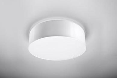 Arena 35 biała SL.0123 Sollux Lighting Lampa sufitowa