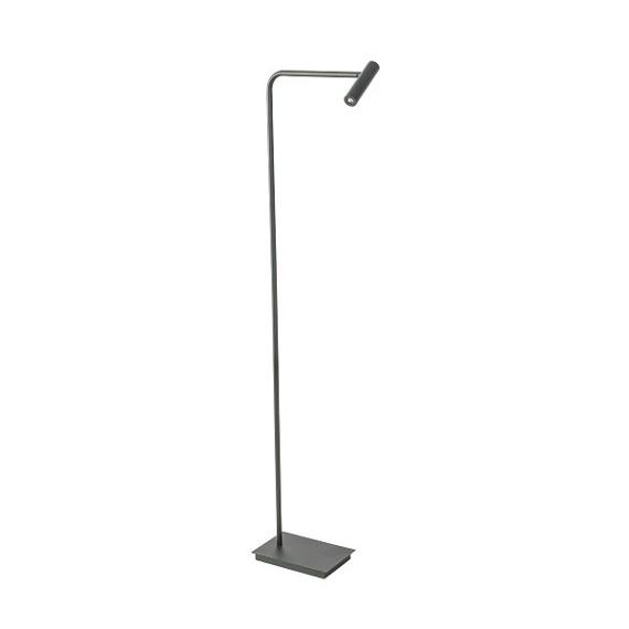 Azzardo Fler AZ3202 Minimalistyczna Lampa Podłogowa czarna