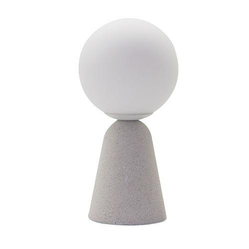 Azzardo Newton B Lampka Stołowa biała