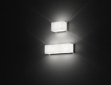 BLOCK P29 Lampa Ścienna Leucos biały
