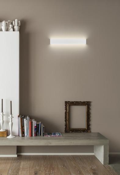 Box 6722 Kinkiet szary Linea Light