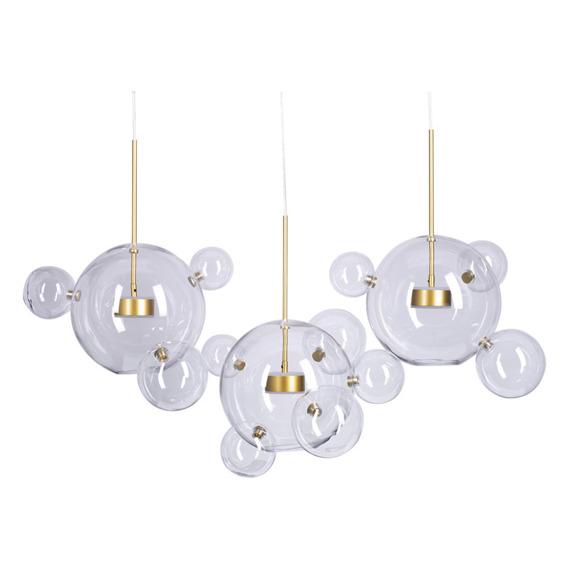 Bubbles ST-0801-14 Step Into Design Lampa Wisząca