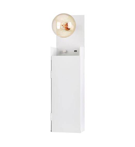 Combo Usb 107064 Markslojd Lampa Ścienna