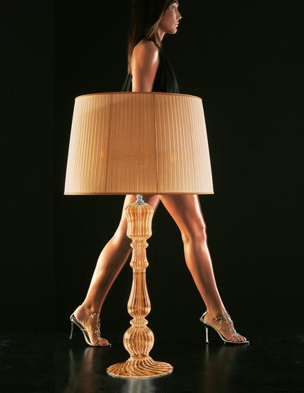 Etvoila 8006/C Italamp Lampa podłogowa