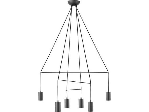 Imbria Black 9677 Nowodvorski Lampa wisząca