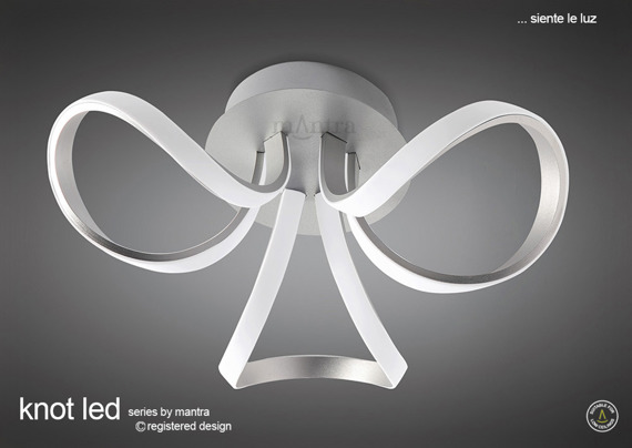 Knot 4989 Lampa sufitowa Ledowa Mantra