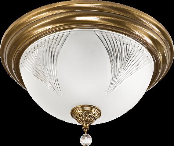 Kutek Farini FAR-PLM-3(ZM) Złota Lampa sufitowa