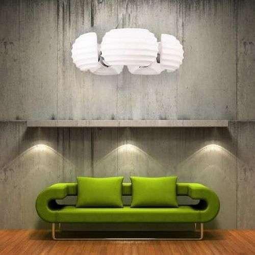 Lampa AZZARDO Rondo DH 6081-5