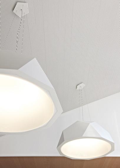Lampa Fabbian CRIO D81 A01 01 white