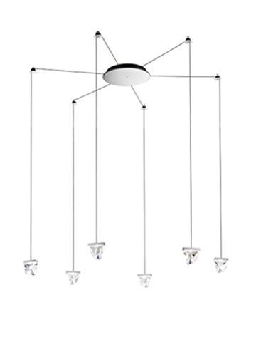 Lampa Fabbian Tripla F41 G03 11