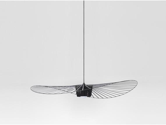 Lampa Petite Frutire Vertigo czarna 140 cm