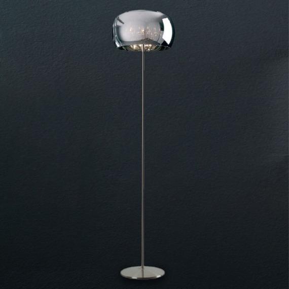 Lampa Podłogowa ZUMA LINE Crystal F0076-04A