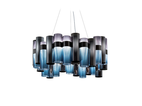 Lampa SLAMP La Lollo L Gradient