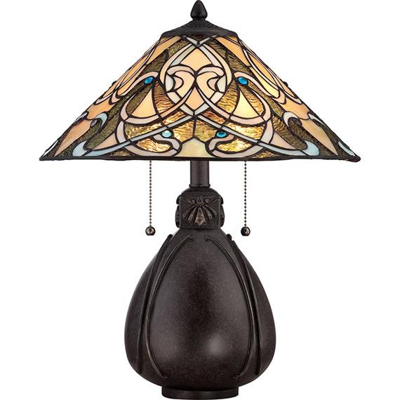 Lampa Stołowa Elstead Lighting India QZ/INDIA/TL