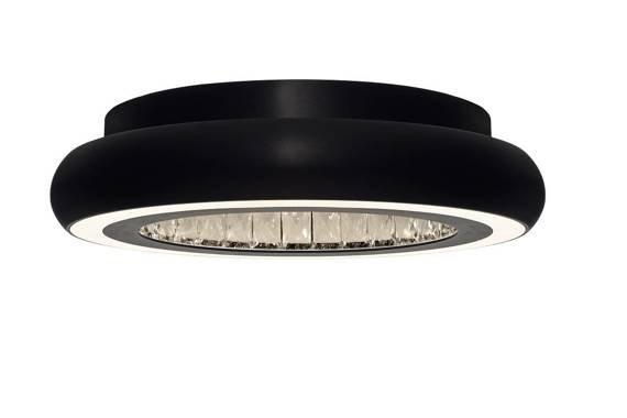 Lampa Sufitowa Berella Light Zoja PL45BK BL5437