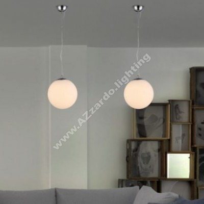 Lampa Wisząca Kula Azardo White Ball 30 AZ2516