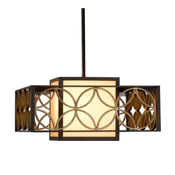 Lampa Wisząca REMY P/B Elstead Lighting