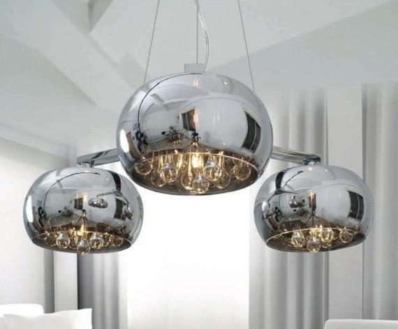 Lampa Wisząca ZUMA LINE Crystal P0076-03R