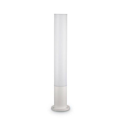 Lampa ogrodowa EDO OUTDOOR PT1 ROUND 135755 biała Ideal Lux