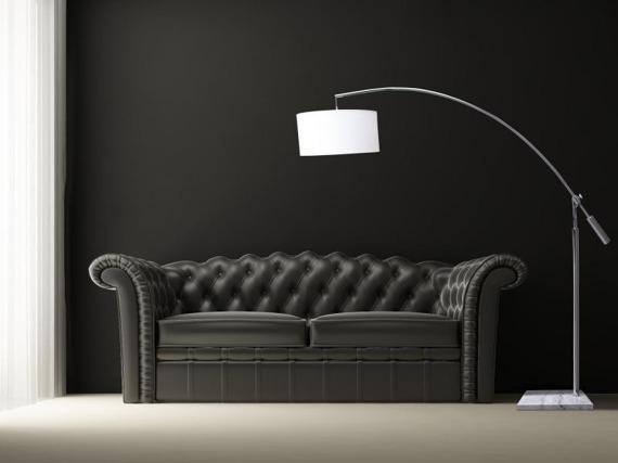 Lampa podłogowa AZZARDO Bianca TS 06112F-CH