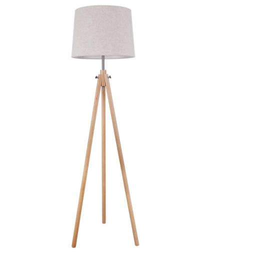 Lampa podłogowa Maytoni Calvin Z177-FL-01-BR
