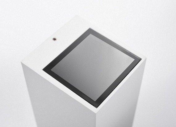 Lampa ścienna zewnętrzna biała Azzardo Jake Wall AZ3322