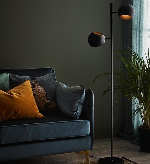 Lampa stojąca w stylu loftowym Markslojd Edgar 107741