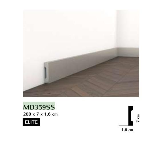 Listwa przypodłogowa Mardom MD359SS INOX