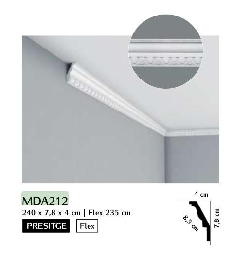 Listwa przysufitowa ozdobna Mardom MDA212