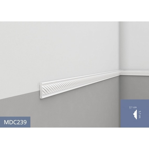 Listwa ścienna ozdobna Mardom MDC239