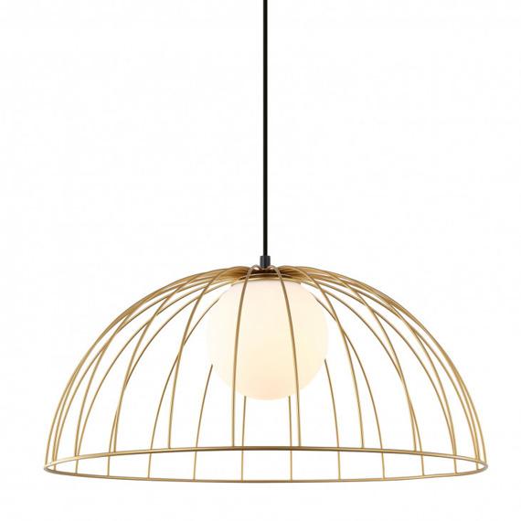 Louis MDM-3761/1L GD Lampa Wisząca Italux
