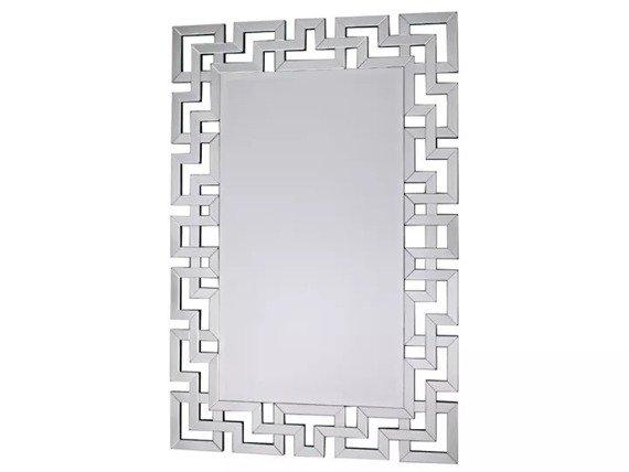Lustro z greckim ornamentem 80x120 cm