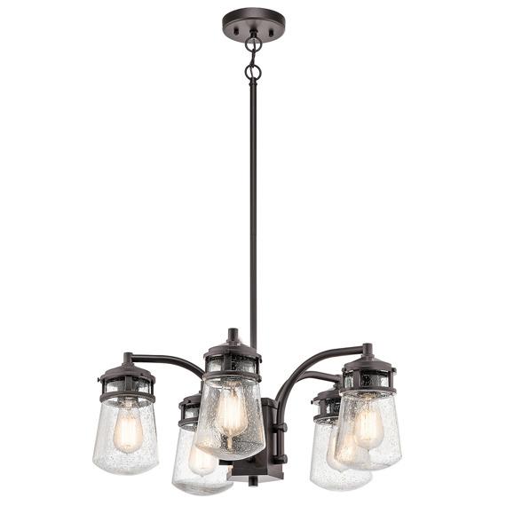 Lyndon KL/LYNDON/5P Elstead Lighting Lampa wisząca zewnętrzna