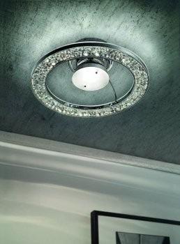 MALE LS 4/267 Plafon Sillux LED 40 cm