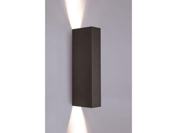 Malmo Black 9705 Nowodvorski Lampa ścienna