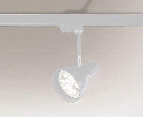 Mima 6628 Shilo Biały Reflektor do szynoprzewodu G53