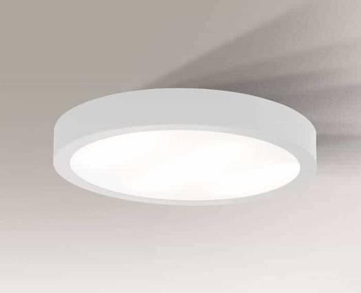 Nomi 1149 Shilo Biały Lampa sufitowa