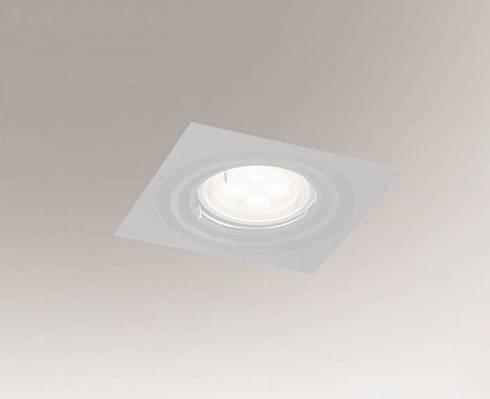 Omura H 3342 Shilo Biały Oprawa podtynkowa GU5.3