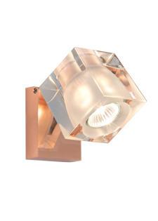 Oprawa Ścienna Fabbian Cubetto D28 G89 00