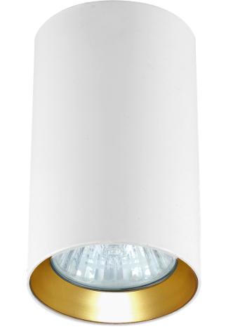 Oprawa natynkowa Light Prestige Manacor Złota 9 cm