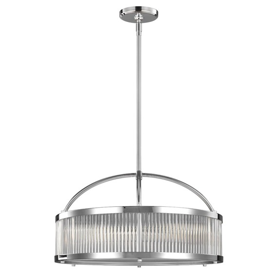 Paulson FE/PAULSON/6P Lampa wisząca Elstead Lighting