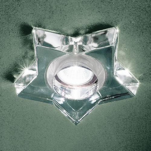 SD Star I Oprawa do zabudowy Leucos kryształowa 9,5 cm