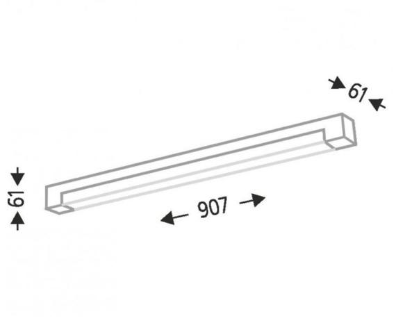 Sumoto 8032 Shilo Biały Lampa sufitowa