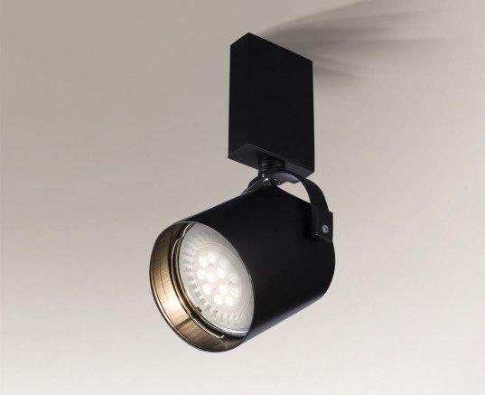 Tenri 2242 Shilo Czarny Lampa sufitowa