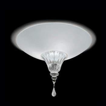 Vintage Poison 45 Plafoniera white/crystal
